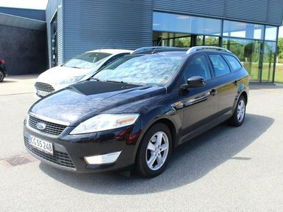 gebraucht Ford Mondeo 2,0 TDCi 140 Trend stc. aut.