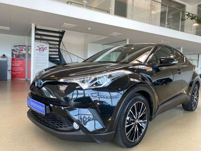 brugt Toyota C-HR 1,8 Hybrid C-HIC CVT