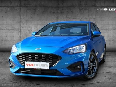 gebraucht Ford Focus 1,0 EcoBoost ST-Line 125HK 5d 6g
