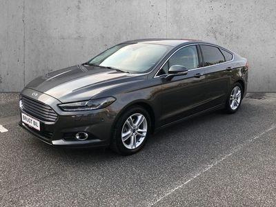 brugt Ford Mondeo 2,0 TDCi Titanium Powershift 150HK 5d 6g Aut.