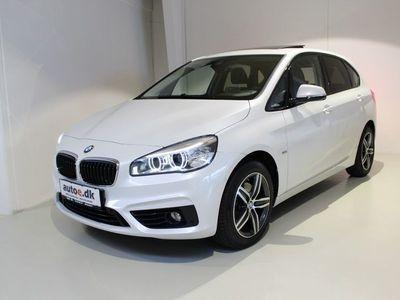 brugt BMW 220 Active Tourer i 2,0 aut.