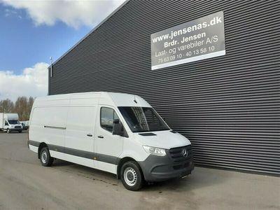 brugt Mercedes Sprinter 316 2,1 CDI A3 H2 RWD 7G-Tronic 163HK Van 7g Aut. 2019