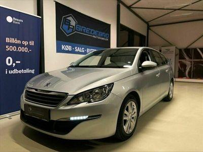brugt Peugeot 308 BlueHDi 120 Active