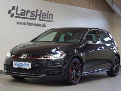 brugt VW Golf VII GTi Performance DSG Van