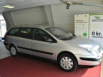 brugt Citroën C5 16V Weekend
