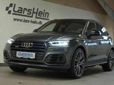 brugt Audi SQ5 TFSi quattro Tiptr.