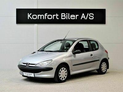 brugt Peugeot 206 XR 1,4