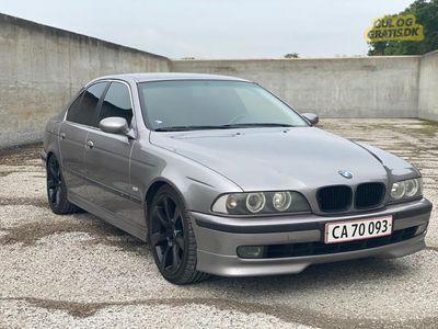 brugt BMW 528 E39 I