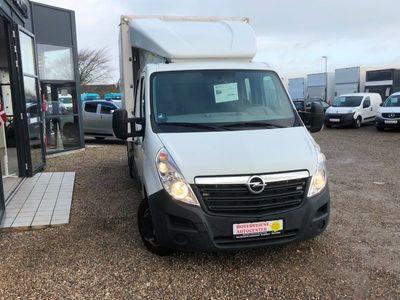 gebraucht Opel Movano 2,3 CDTi 146 Mandskabsvogn m/lad