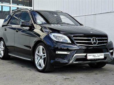 brugt Mercedes ML350 d 3,0 Bluetec 4-Matic 258HK 5d 7g Aut.