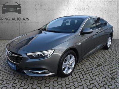 brugt Opel Insignia Grand Sport 1,6 CDTI Dynamic Start/Stop 136HK 5d 6g Aut. - Personbil - gråmetal