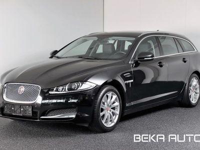brugt Jaguar XF 2,2 D S Luxury SB aut.
