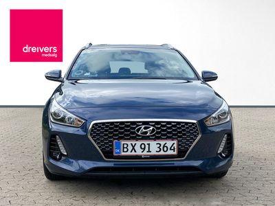 brugt Hyundai i30 Trend, 1.6, CRDi, 5 dørs, stationcar