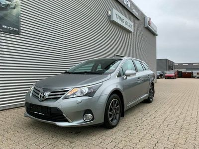 brugt Toyota Avensis D-4D T2 Touch stc. 124hk