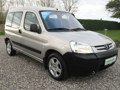 brugt Peugeot Partner 1,4 Combi X-Line