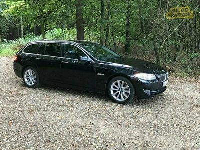brugt BMW 525 d f11