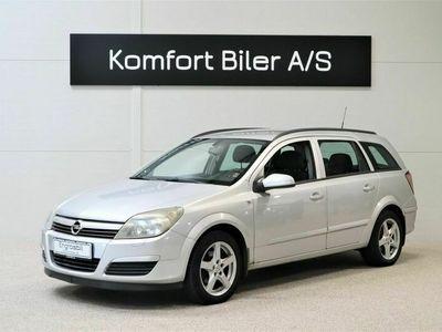 brugt Opel Astra 16V Limited Wagon 1,4