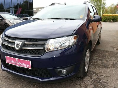 second-hand Dacia Logan 0,9 TCe 90 Laureate MCV