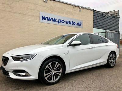 brugt Opel Insignia 1,5 T 165 Dynamic GS aut. 5d