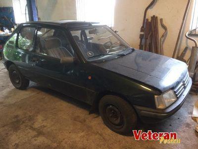 brugt Peugeot 205 XRI
