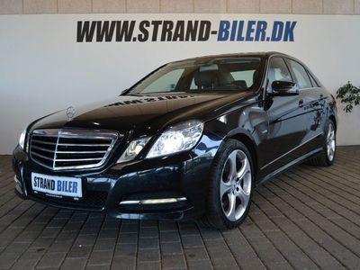 brugt Mercedes E350 0 CDi aut. 4-M BE