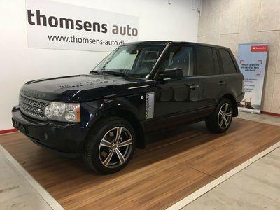 brugt Land Rover Range Rover Sport 4,2 S/C aut.