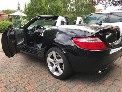 usado Mercedes SLK200 1,8 CGI BlueEfficiency 184HK Cabr. 7g Aut.