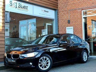 käytetty BMW 318 d 2,0 143HK 4d