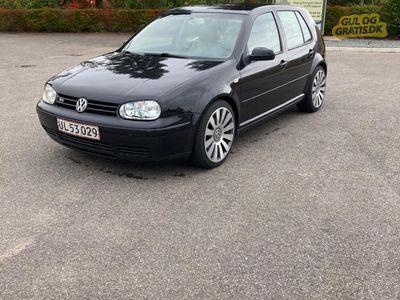 brugt VW Golf IV v5 170hk highline