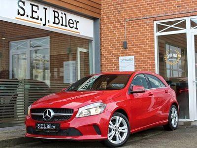 brugt Mercedes A180 d 1,5 Urban 109HK aut 5d