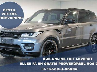brugt Land Rover Range Rover Sport 3,0 SDV6 HSE Dynamic aut.