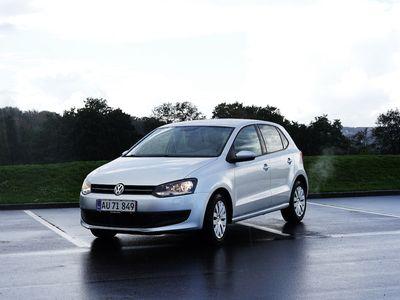brugt VW Polo 1.2 TSI 90 HK 5 dørs