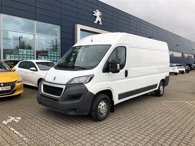 brugt Peugeot Boxer 335 L3H2 2,0 BlueHDi Premium 163HK Van