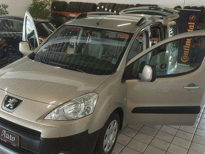 brugt Peugeot Partner Tepee 1,6 HDi 75 Comfort+
