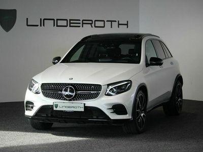 brugt Mercedes GLC43 AMG 3,0 AMG aut. 4Matic Van