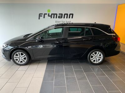 brugt Opel Astra 6 CDTI Excite 136HK 5d