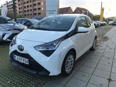 brugt Toyota Aygo 1,0 VVT-I X-pression 72HK 5d