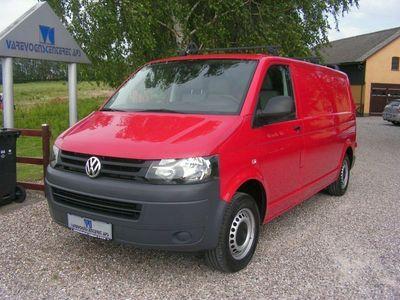 brugt VW Transporter 2,0 TDi 114 Kassev. lang