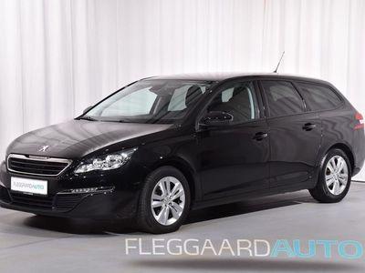 brugt Peugeot 308 SW 1,6 BlueHDi 120HK Stc