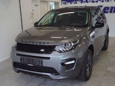 brugt Land Rover Discovery Sport 2,0 TD4 180 SE aut.