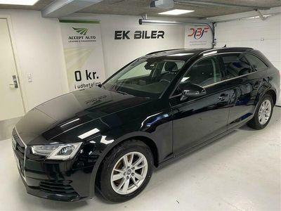 brugt Audi A4 Avant 2,0 TDI S Tronic 150HK Stc 7g Aut.