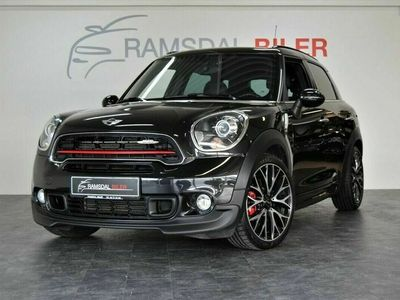 brugt Mini Cooper S Countryman 1,6 JC Works ALL4