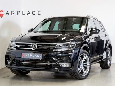 brugt VW Tiguan 2,0 TDi 150 R-line DSG 4M
