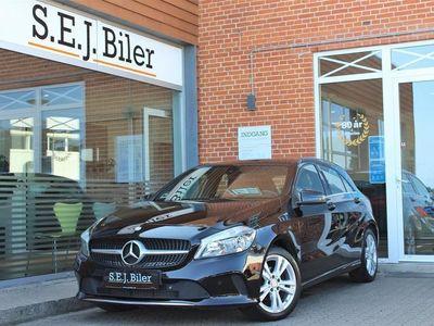 brugt Mercedes A180 d 1,5 CDI Urban 7G-DCT 109HK 5d 7g Aut. A+