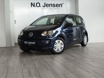 used VW up! 1,0 BMT Move 60HK 5d