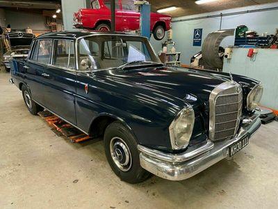 brugt Mercedes 220 220 280 (W111)SB