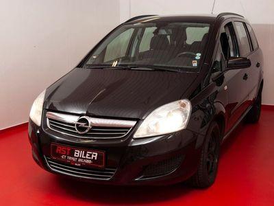 brugt Opel Zafira 1,9 CDTi 150 Enjoy aut. 7prs