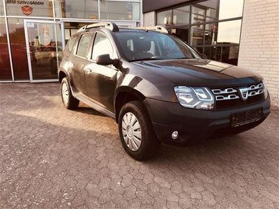 brugt Dacia Duster 1,5 DCi Family Edition 90HK 5d 6g