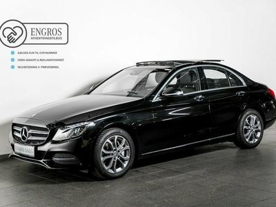 begagnad Mercedes C250 2,0 Avantgarde aut.