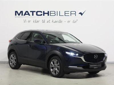 brugt Mazda CX-30 2,0 Skyactiv-X Cosmo Tech Aut. 180HK 5d